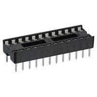 3M - 4824-3000-CP - CONN IC DIP SOCKET 24POS TIN