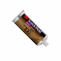 3M - DP100NS - NS TRANSLUCENT EPOXY 1.7 FL OZ