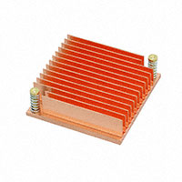 Aavid Thermalloy - 342943 - COPPER HEATSINK 50X50X14MM