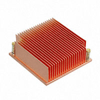 Aavid Thermalloy - 342946 - COPPER HEATSINK 60X60X22MM