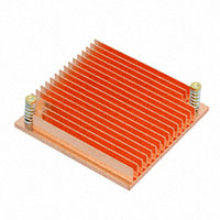 Aavid Thermalloy - 342947 - COPPER HEATSINK 57.9X59X11MM
