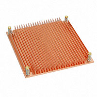 Aavid Thermalloy - 342950 - COPPER HEATSINK 90X90X10MM