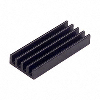 Aavid Thermalloy - 508500B00000G - HEATSINK 24-PIN DIP GLUE-ON BLK