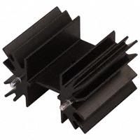 """Aavid Thermalloy - 529801B02500G - HEATSINK TO-218 W/PINS 1.5""""TALL"""