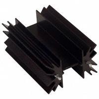 Aavid Thermalloy - 530002B02500G - HEATSINK TO-220 POWER W/PINS BK