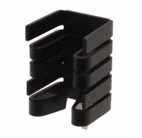 Aavid Thermalloy - 576802B04000G - HEAT SINK VERT PLUG-IN TO-220