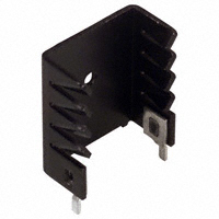 Aavid Thermalloy - 593002B03400G - HEATSINK TWISTED FIN TO-220