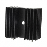 Aavid Thermalloy - 6398BG - HEATSINK TO-220 PIN BLACK