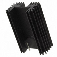Aavid Thermalloy - 6400BG - BOARD LEVEL HEAT SINK