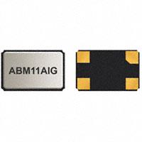 Abracon LLC - ABM11AIG-20.000MHZ-4Z-T3 - CRYSTAL 20MHZ 10PF SMD