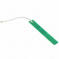 Siretta Ltd - ECHO14/0.1M/UFL/S/S/15 - ANT PCB TRACE UFL SMT