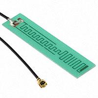 Siretta Ltd - ECHO17/0.1M/IPEX/S/S/15 - ANT PCB TRACE IPEX SMT