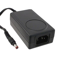 SL Power Electronics Manufacture of Condor/Ault Brands - ME40A2403F01 - AC/DC DESKTOP ADAPTER 24V 40W