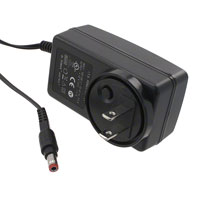 SL Power Electronics Manufacture of Condor/Ault Brands - PW172KB1203B01 - AC/DC WALL MOUNT ADAPTER 12V 18W
