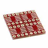 SparkFun Electronics - BOB-13655 - SOIC TO DIP ADAPTER 8PIN 1=4 PCS