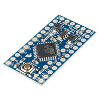 SparkFun Electronics - DEV-11114 - ATMEGA328 ARDUINO PRO MINI 3.3V