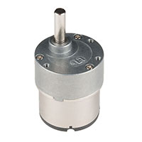 SparkFun Electronics - ROB-12150 - GEARMOTOR 51 RPM 12VDC