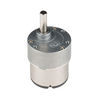 SparkFun Electronics - ROB-12262 - GEARMOTOR 3 RPM 12VDC