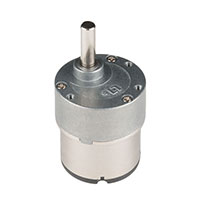 SparkFun Electronics - ROB-12348 - GEARMOTOR 0.5 RPM 12VDC