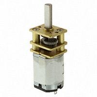 SparkFun Electronics - ROB-12125 - GEARMOTOR 270 RPM 12VDC
