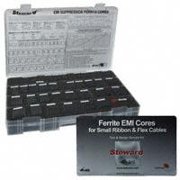 Laird-Signal Integrity Products - K-406 EMI R - KIT FERRITE EMI RIBBON & FLEX