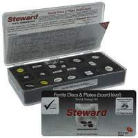 Laird-Signal Integrity Products - K-407 EMI DISK PLT - FERRITE EMI DISK AND PLATE KIT