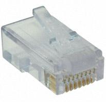 Stewart Connector - 940-SP-3088 - CONN MOD PLUG 8P8C UNSHIELDED