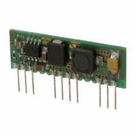STMicroelectronics - GS-R12FV0001.9 - CONVERTR MODULE DC-DC 1.9A 15SIP