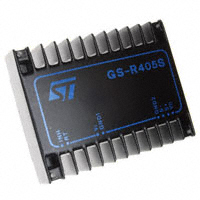 STMicroelectronics - GS-R405S - IC REG SW STEP DOWN 4A 5.1V