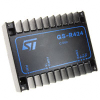 STMicroelectronics - GS-R424 - IC REG SW STEP DOWN 4A 24V