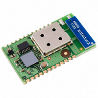 STMicroelectronics - SPBT2632C1A.AT2 - RF TXRX MOD BLUETOOTH CHIP ANT