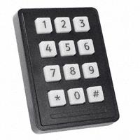 Storm Interface - 7203-12T0203 - SWITCH KEYPAD 12 KEY 0.05A 24V