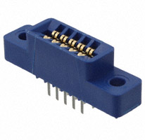 Sullins Connector Solutions - EBC05DRTH - CONN EDGE DUAL FMALE 10POS 0.100