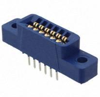 Sullins Connector Solutions - EBC06DRXH - CONN EDGE DUAL FMALE 12POS 0.100