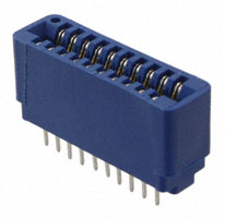 Sullins Connector Solutions - EBC10DCWN - CONN EDGE DUAL FMALE 20POS 0.100