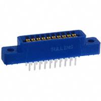 Sullins Connector Solutions - EBC10DRXH - CONN EDGE DUAL FMALE 20POS 0.100