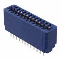 Sullins Connector Solutions - EBC12DCWN - CONN EDGE DUAL FMALE 24POS 0.100