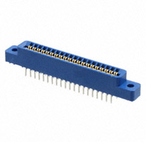 Sullins Connector Solutions - EBC20DRXH - CONN EDGE DUAL FMALE 40POS 0.100