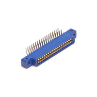 Sullins Connector Solutions - EBC18DRAS - CONN EDGE DUAL FMALE 36POS 0.100