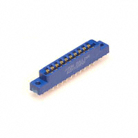 Sullins Connector Solutions - EBM10DRXH - CONN EDGE DUAL FMALE 20POS 0.156
