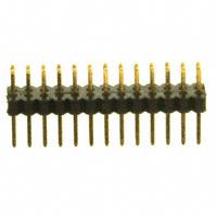 Sullins Connector Solutions - SMH100-LPSE-D13-ST-BK - CONN HEADER 26POS 1MM DL AU T/H
