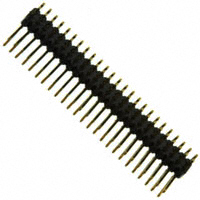 Sullins Connector Solutions - SMH100-LPSE-D25-RA-BK - CONN HEADER 50POS 1MM DL AU R/A