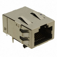 Sullins Connector Solutions - SMJ001-S88N-DS-11 - CONN MAGJACK 1PORT 1000 BASE-T