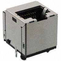 Sullins Connector Solutions - SMJ100-T88I-DS-11 - CONN MAGJACK 1PORT 100 BASE-T