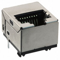 Sullins Connector Solutions - SMJ103-T88I-DS-11 - CONN MAGJACK 1PORT 100 BASE-T