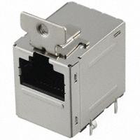 Sullins Connector Solutions - SMJ201-S66C-DS-11 - CONN MAGJACK 1PORT 100 BASE-T