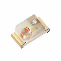 SunLED - XZMYK53W-1 - LED YELLOW CLEAR 0603 SMD