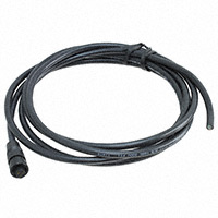 Switchcraft Inc. - CA162803S07990 - CBL CIRC 3POS FMALE TO WIRE LEAD