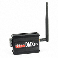 Synapse Wireless - LP511-001 - SNAP DMXPRO 512 CHANELS AND RDM
