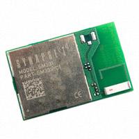 Synapse Wireless - SM301PC1 - RF TXRX MODULE ISM<1GHZ CHIP ANT